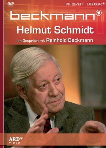 Helmut Schmidt im Gespräch mit Reinhold Beckmann