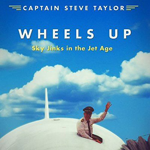 Wheels Up audiobook cover art