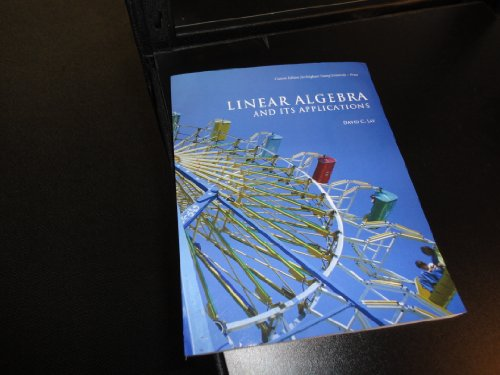 Linear Algebra and Its Applications BYU