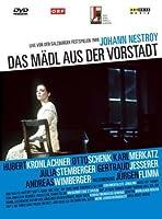 NESTROY JOHANN - KRONLACHNER HUBERT - DAS MADL AUS DER VORSTADT (1 DVD)