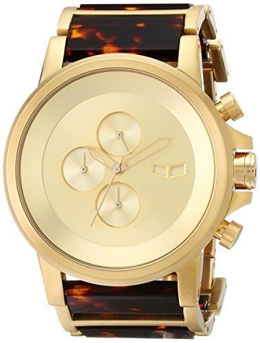 Vestal Vestal Herren-Armbanduhr PLA014, Plexi-Acetat, Chronograph.