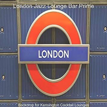 Backdrop for Kensington Cocktail Lounges