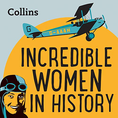 Incredible Women in History cover art