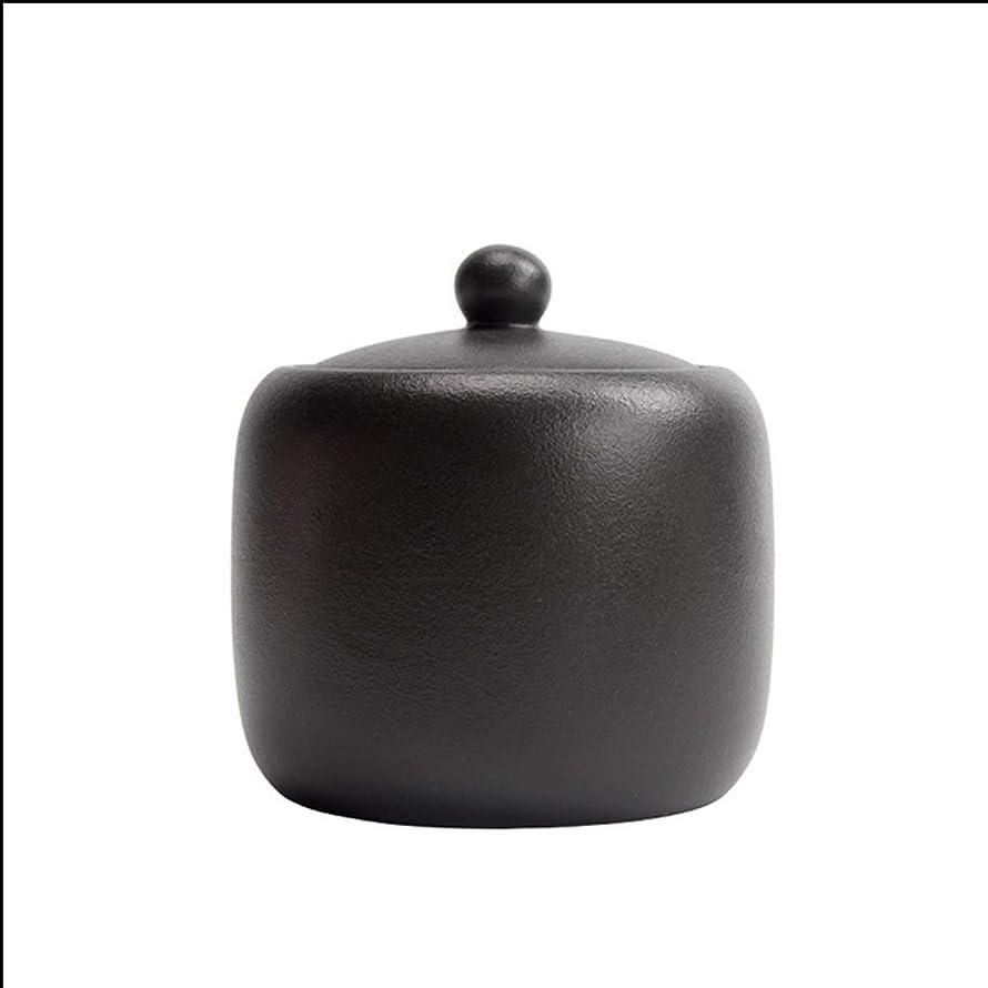会計士質素などれでもSHENGSHIHUIZHONG GuyuexuanPet棺桶、骨壷、動物の棺桶、兼用、猫と犬の死のお土産、手作りのセラミック封印された缶 (Color : Small)