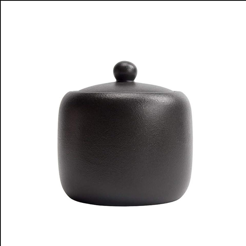 オーロック区別ページェントSHENGSHIHUIZHONG GuyuexuanPet棺桶、骨壷、動物の棺桶、兼用、猫と犬の死のお土産、手作りのセラミック封印された缶 (Color : Small)