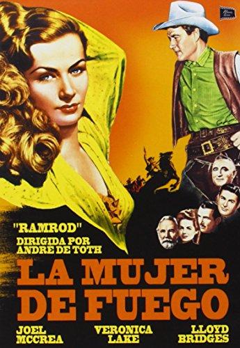 La Mujer De Fuego [DVD]