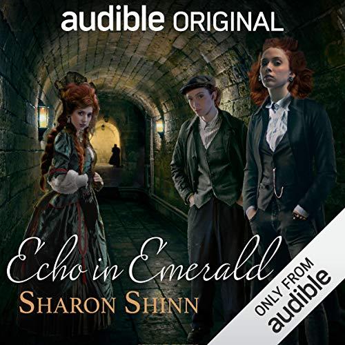 Echo in Emerald     Uncommon Echoes, Book 2              De :                                                                                                                                 Sharon Shinn                               Lu par :                                                                                                                                 Emily Bauer                      Durée : 13 h et 21 min     Pas de notations     Global 0,0