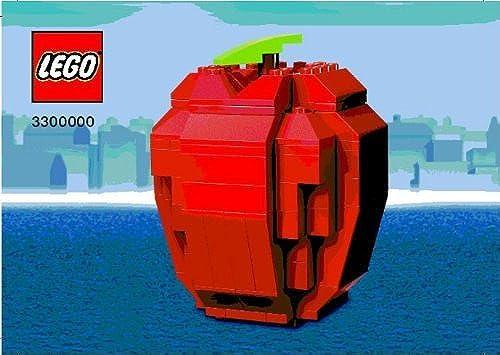 presentando toda la última moda de la calle LEGO Seasonal Mini Figure Set  3300000 The Brick Brick Brick Apple Bagged by LEGO  Con precio barato para obtener la mejor marca.