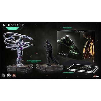 injustice 2 collectors edition