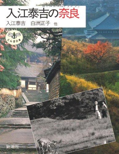 入江泰吉の奈良 (とんぼの本)の詳細を見る