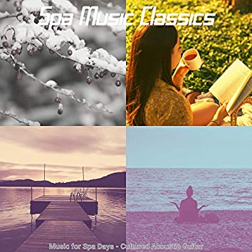 Music for Spa Days - Cultured Acoustic Guitar