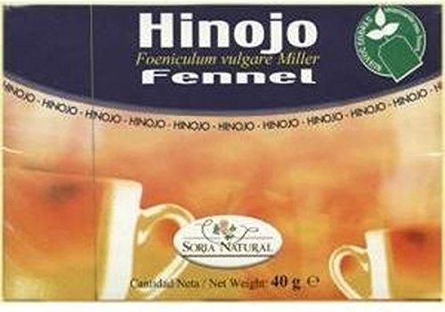 Infusiones Hinojo 20 unidades de Soria Natural