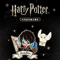 Harry Potterハリー・ポッター POPMART バッジ 全5種