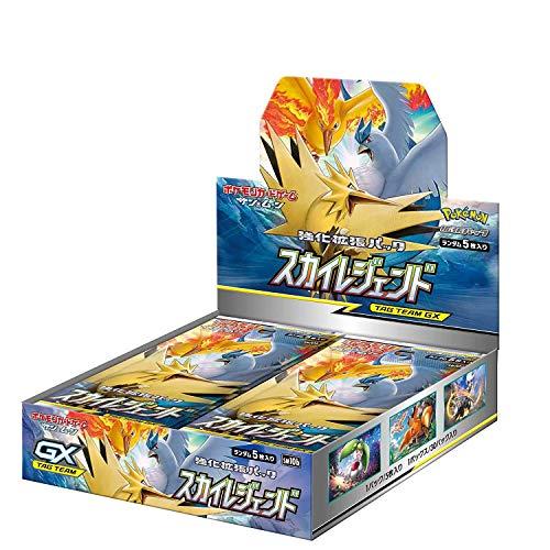 ポケモンカードゲームサン&ムーン 強化拡張パック スカイレジェンド [BOX]