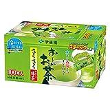 伊藤園 おーいお茶 抹茶入りさらさら緑茶 スティックタイプ 0.8g×100本