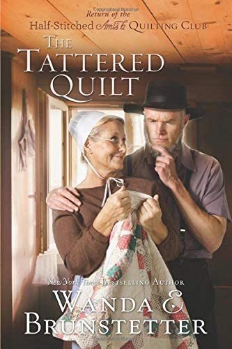The Tattered Quilt The Return of the Half Stitched Amish Quilting Club product image