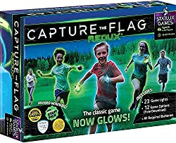 TEENAGE BIRTHDAY PARTY GAMES Capture The Flag