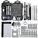 Precision Screwdriver Set, Lifegoo 138pcs Magnetic Repair Tool Kit for iPhone Series/Mac/iPad/Tablet/Laptop/Xbox Series/PS3/PS4/Nintendo Switch/Eyeglasses/Watch/Cellphone/PC/Camera/Electronic
