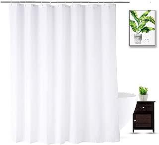 Best 84 wide shower curtain Reviews
