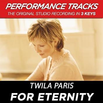 For Eternity (Performance Tracks)