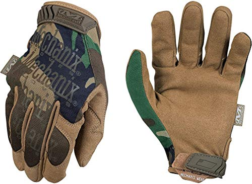 Mechanix Wear Mg-77-011 Guantes, Hombre, Camuflaje, X-Large
