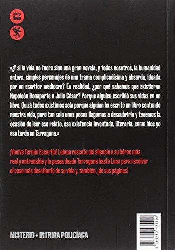 Escartín en Lima: 24 (Exit)