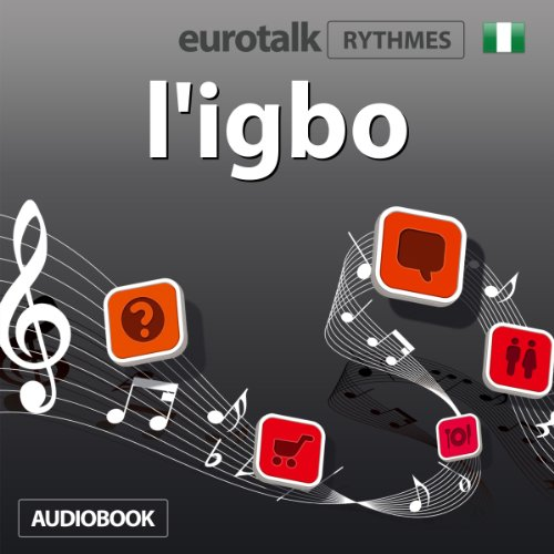 EuroTalk Rythme l'igbo audiobook cover art