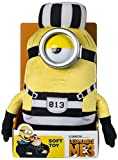 Cattivissimo Me 9077B dm3 Jail Minion Mel Peluche (Medium)