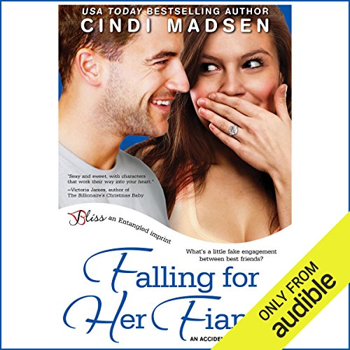 Falling for Her Fiance audiobook cover art