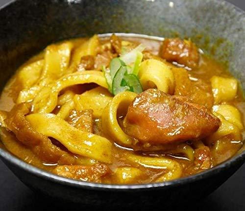 信玄食品 具材入調理済み!レンジアップでカレーうどん 6食入 麺にコシがあります 特許製法取得!