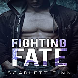 Fighting Fate     Harrow Book 1              By:                                                                                                                                 Scarlett Finn                               Narrated by:                                                                                                                                 David Mellon                      Length: 8 hrs and 31 mins     9 ratings     Overall 2.6
