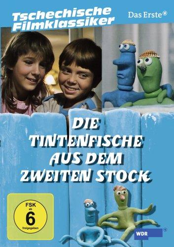 Die Tintenfische aus dem zweiten Stock - Die komplette Serie (2 DVDs)