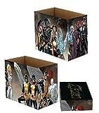 NECA Marvel Comics Storage Boxes X-Men Teams 23 x 29 x 39 cm