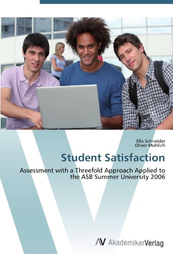 Student Satisfaction: Assessment with a Threefold Approach Applied to the ASB Summer University 2006
