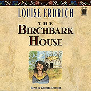 The Birchbark House audiobook cover art