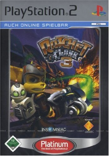Ratchet & Clank 3 [Software Pyramide]