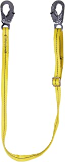Guardian Fall Protection 01280 AWL4-6 Adjustable Non-Shock Absorbing Lanyard from 4-Feet to 6-Feet (5-(Pack))