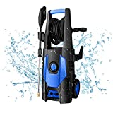 mrliance 1800W 2.0GPM Electric Cleaner Machine 3500 PSI High Pressure Washer Power with on-Board...