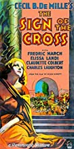 The Sign of The Cross - 1932 - Movie Poster