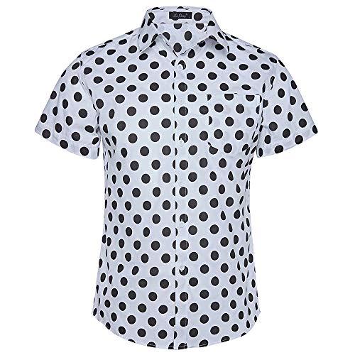 33 Farbe Männer Strand Kurzarm T-Shirt Seide Baumwolle Gedruckt Tropical Hawaii Travel Vacation Shirt,BB-M