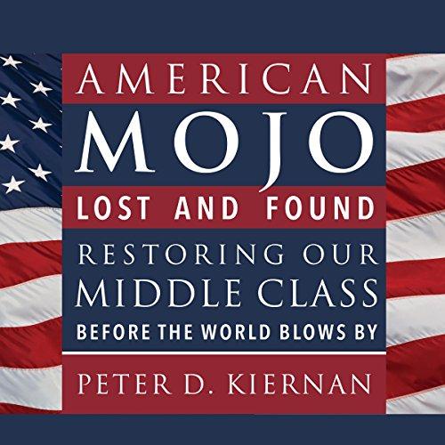 American Mojo audiobook cover art