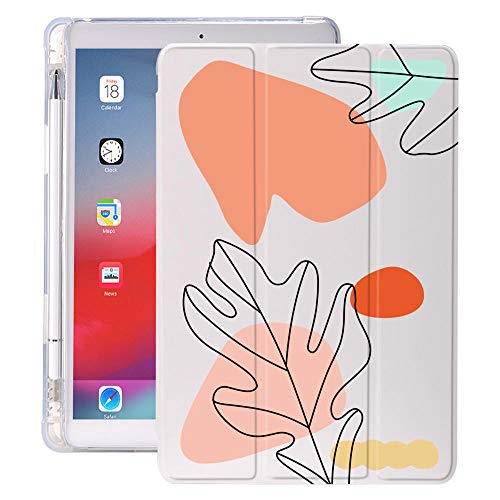 MENGYI Tablet case cover Abstract Painting For Air 4 Ipad Case 12.9 Pro 11 2018 Pencil Holder 10.2 7th 2020 8th Mini 5 Cover Silicone For 10.5 Air 1 2 3 (Color : 487, Size : IPad Mini 4)
