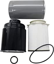 Fuel Filter Water Separator 68197867AA 68157291AA Oil Filter 5083285AA fit 2016 Dodge Ram 2500 Power Wagon Crew Cab Pickup 4-Door 6.4L 6424CC 392Cu. In. V8 GAS OHV Naturally Aspirated