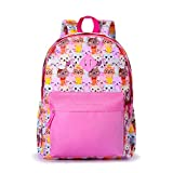Preschool Backpack Kindergarten Little Kid Toddler School Backpacks for Boys and Girls with Chest Strap (Cat)