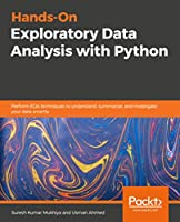 Hands-On Exploratory Data Analysis with Python Front Cover