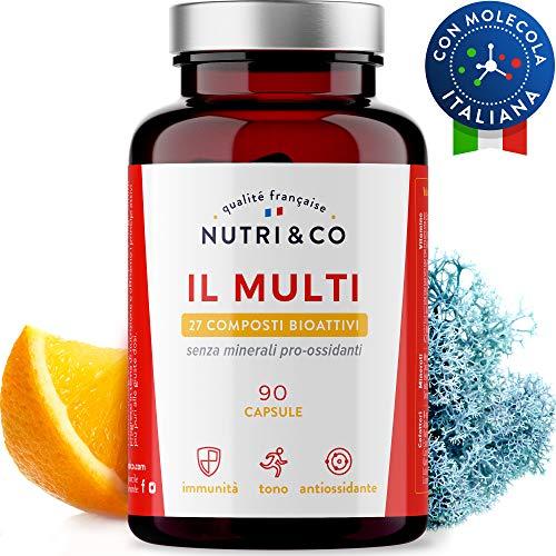 vitamine e minerali più importanti per gli uomini