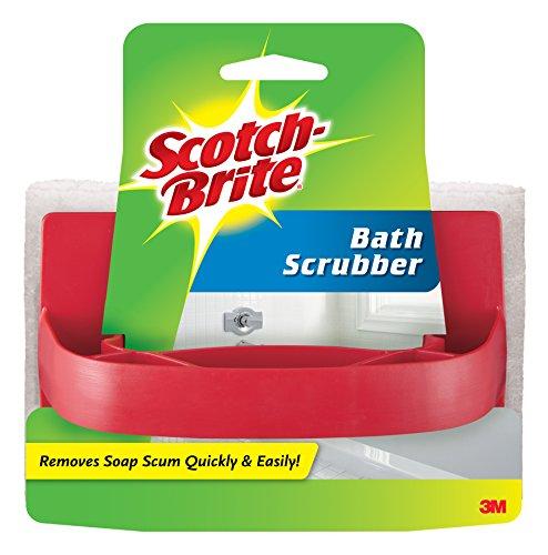 Scotch-Brite Handled Bath Scrubber