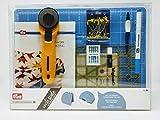 Prym 651497 Patchwork & Quilting Starter Set in INCH Nähset