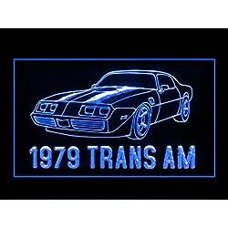 1979 Trans AM Racing Display Led Light Sign