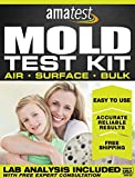 Best Mold Test Kits - Amatest AMA109 Mold Test Kit, Includes Lab Analysis Review